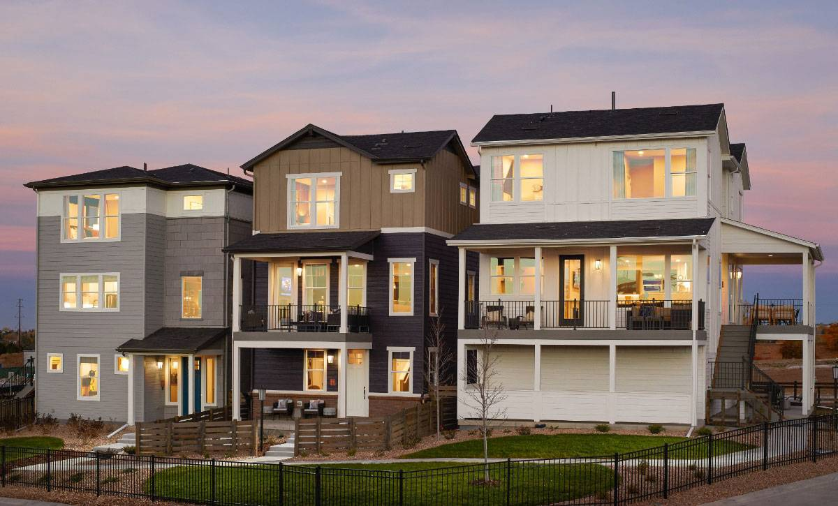 The Crescendo Collection at Stepping Stone | Find your new home in Parker, CO