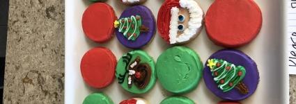 Cookies with Santa 2017