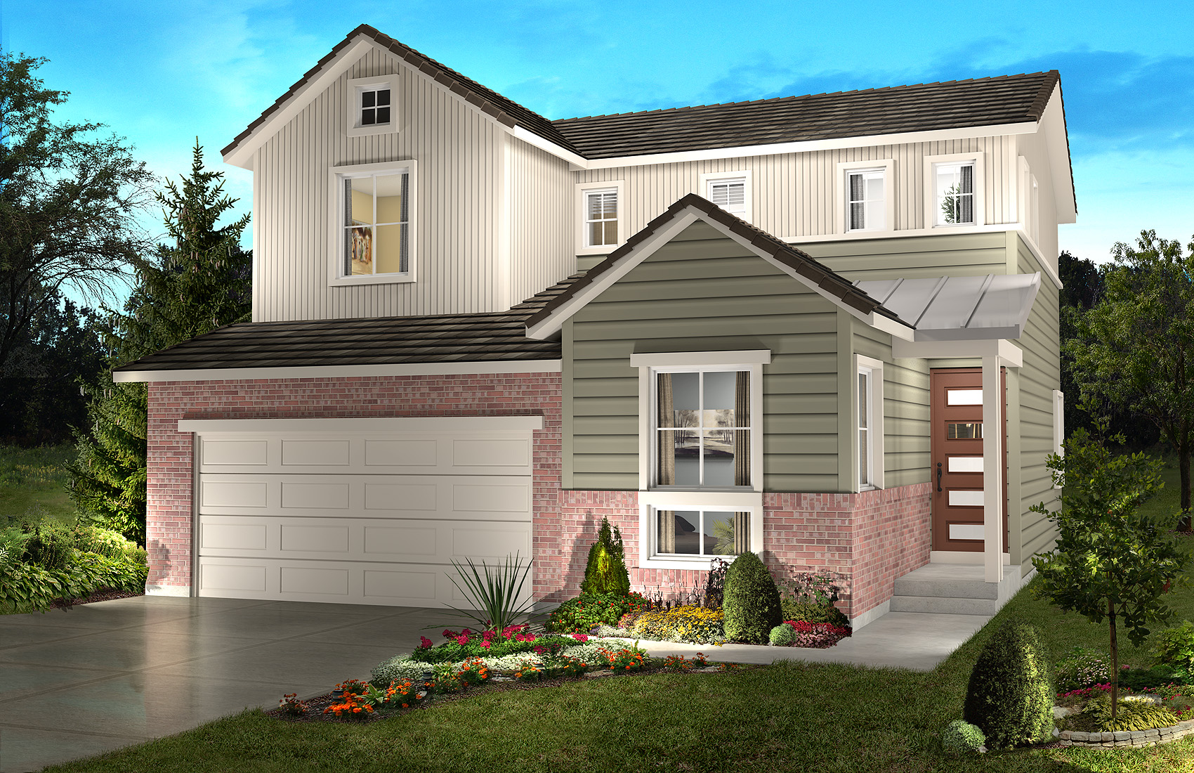 Stepping Stone Parker Colorado Plan 3506 B