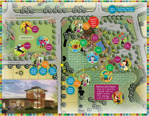 LanternHouseEvent Map