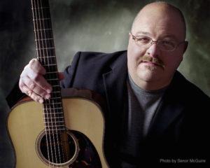 Nashville Bluegrass Musician Jim Hurst