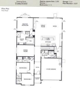 Timothy Plan Richmond American Homes