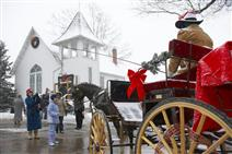 Christmas Carriage Parade