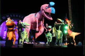 Jim Henson Dinosaur Train Live