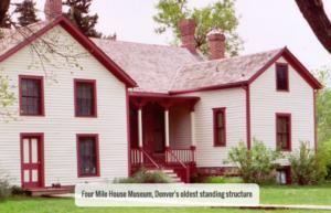 Image courtesy of Four Mile Historic Park website.