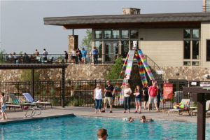 The Lantern House pool opening was a blast!