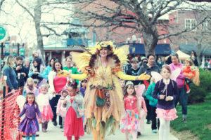 Tulip Fairy Parade