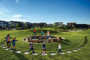 Stepping Stone community park