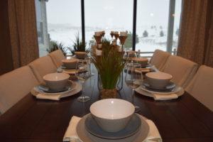 Dinner Table Cimmaron