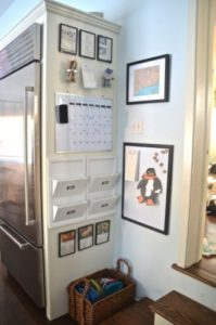kitchen command center Shea Homes Colorado pinterest
