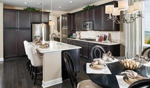 Cynthia kitchen new home