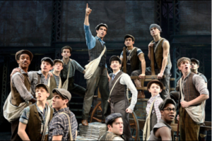 Newsies in Denver