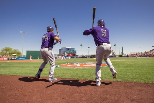 (Photo courtesy of Colorado Rockies Facebook page)