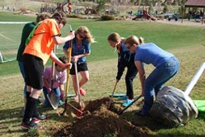 Arbor Day Parker Colorado