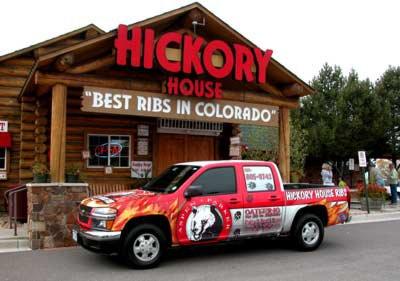 hickory house parker colorado