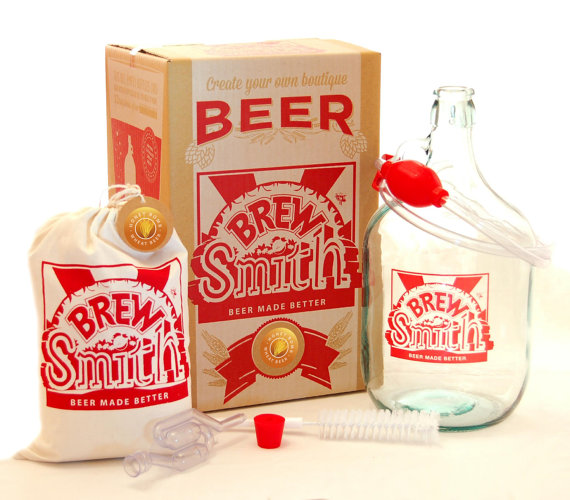 home brew kit Father's Day gift