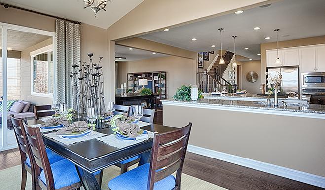 Seth Dining room