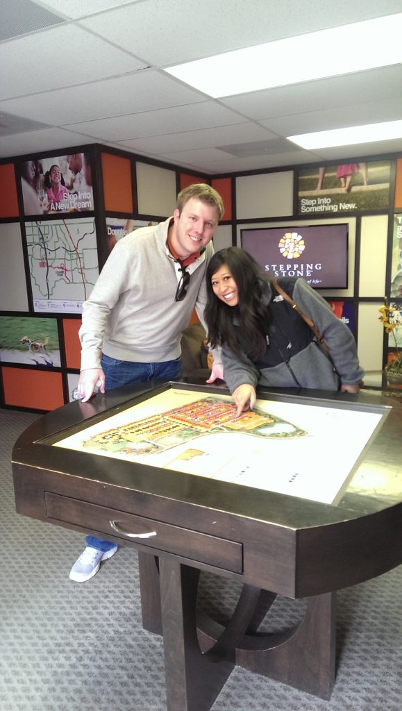 Brad and Pammy Purchase Stepping Stone Plan 3507