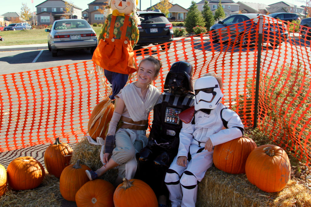 Fall fest star wars