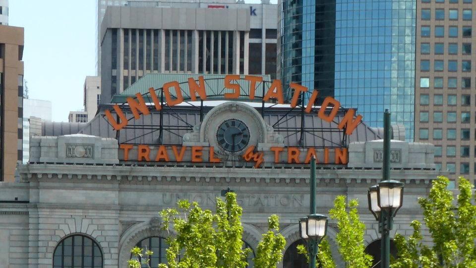 When fun is your destination: Take the E-train to Union Station