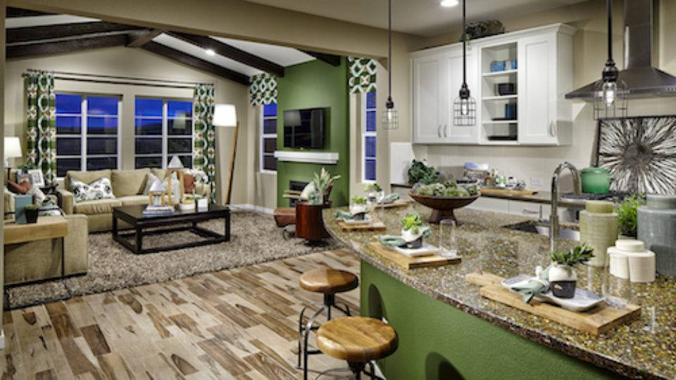 The dream kitchens of Stepping Stone