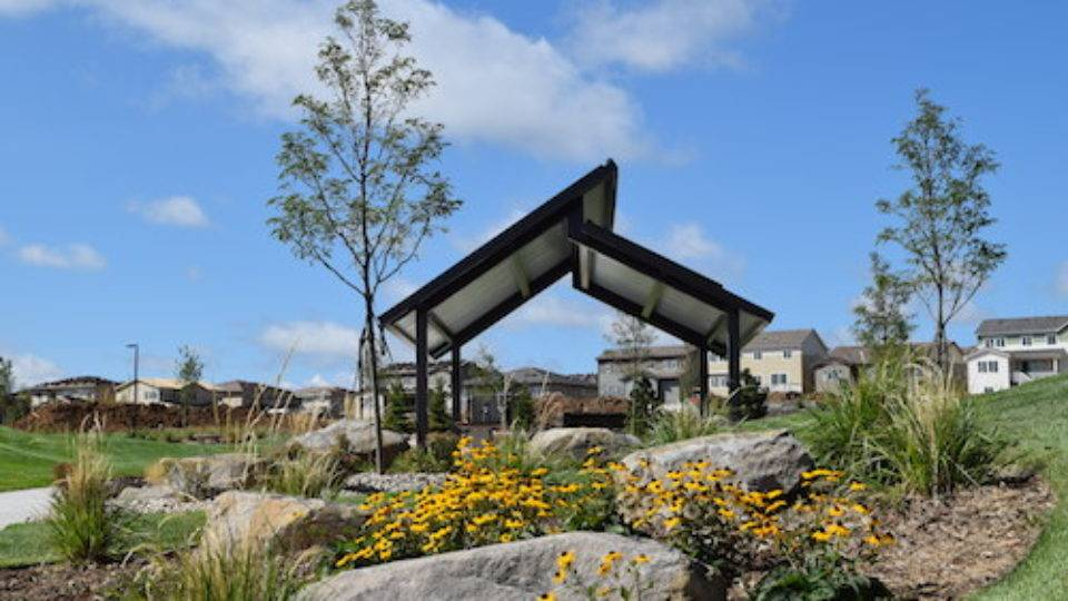 Ready, set, play! Winding Path Park is finished