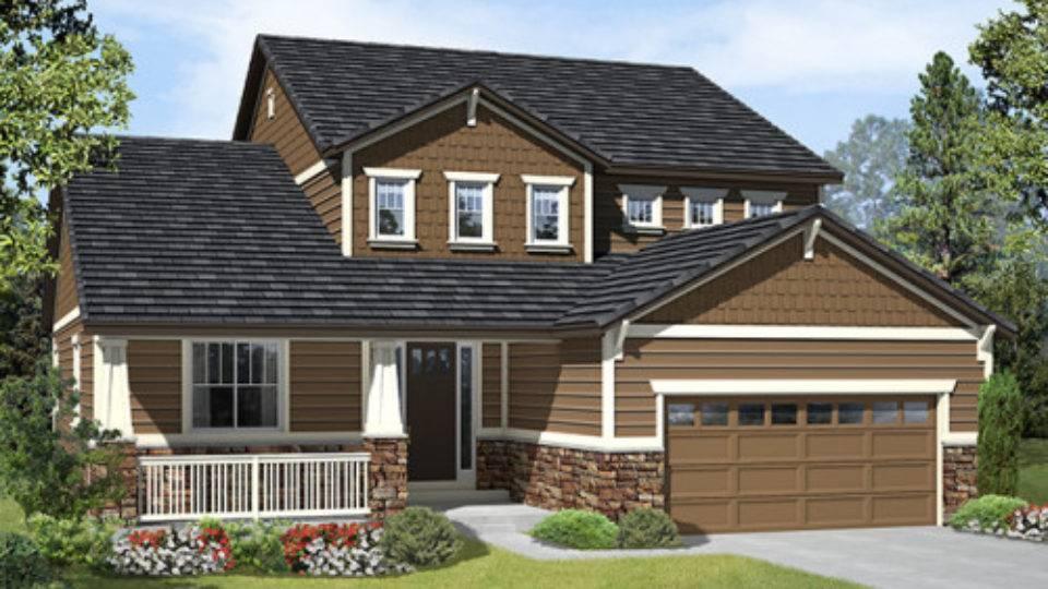 Meet this crowd-pleasing pair of new model homes