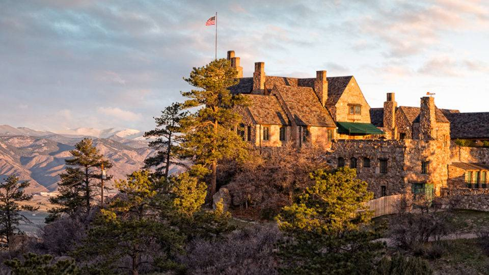 Cherokee Castle & Ranch: A castle for us commoners