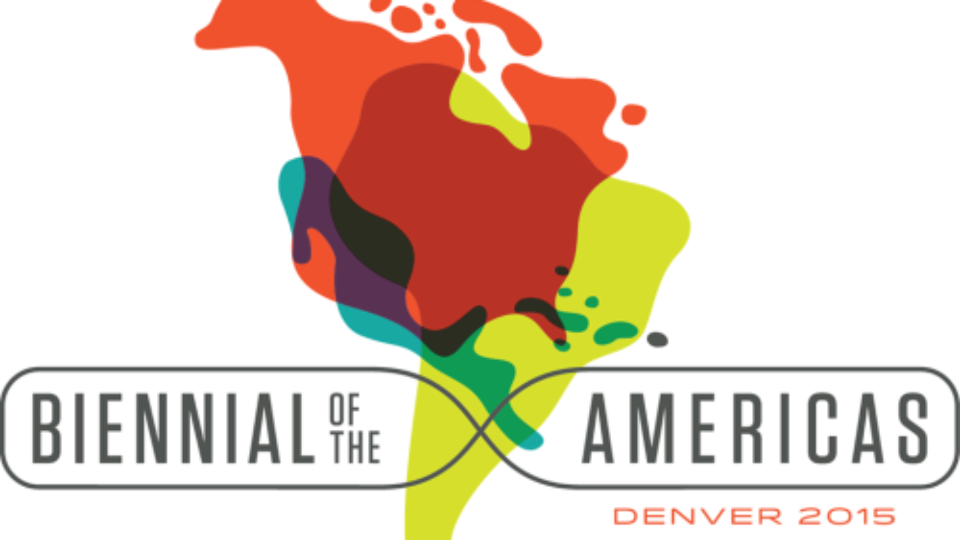 Big ideas meet big fun. The Biennial of the Americas returns.
