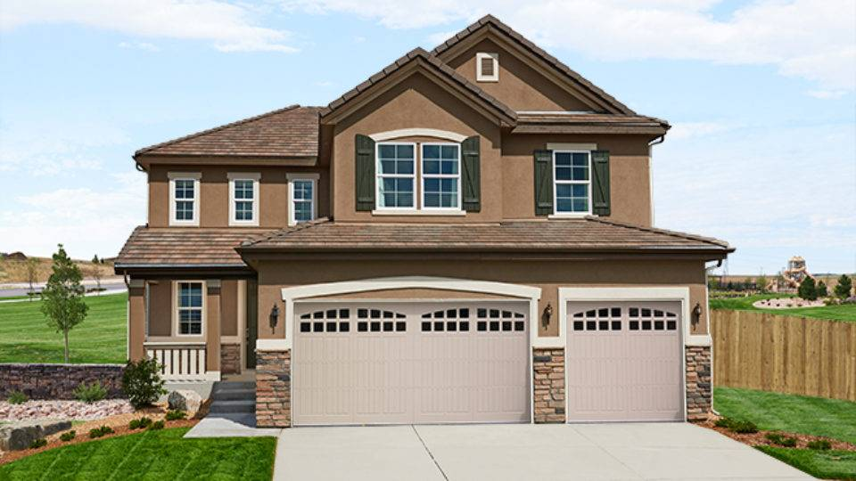 Start your model home tour here
