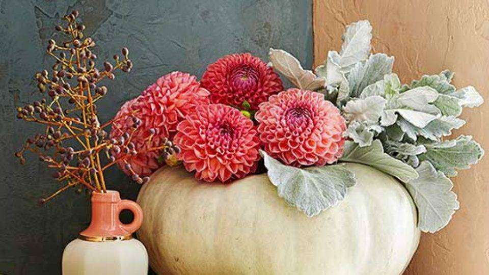 How to Bring Autumn Indoors.