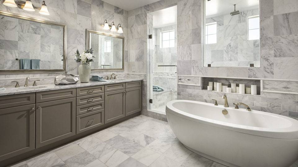 Master Your Master Bathroom