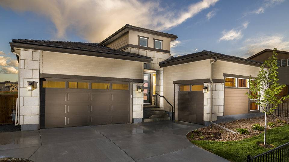 Model Home Spotlight – The Marigold