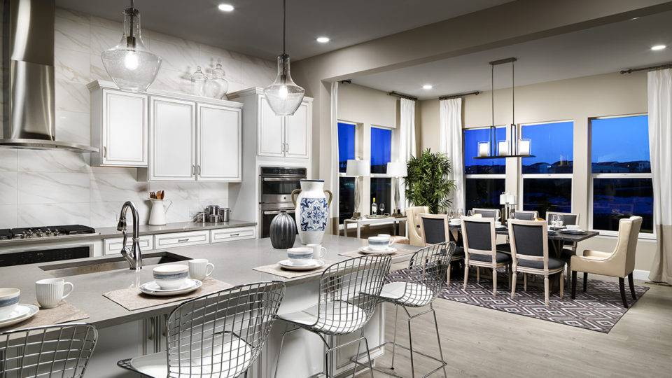 Cook Up Ideas For An Inspired Kitchen