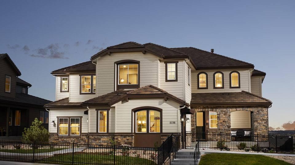 Model Home Spotlight – The Evergold