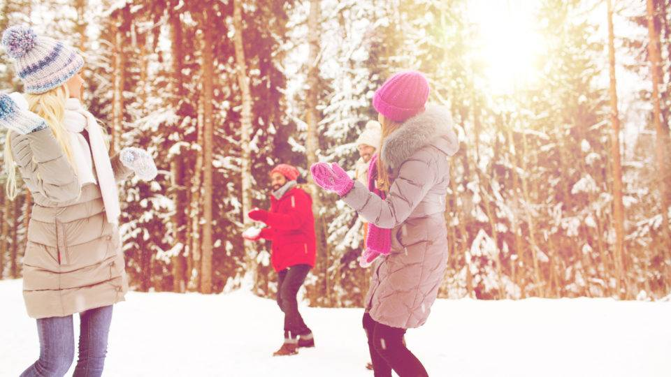 Celebrate the Outdoors in Winter, Too.