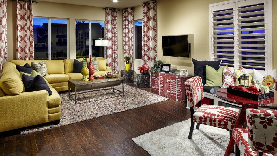 The Shea Homes SPACES Discovery Collection at Stepping Stone