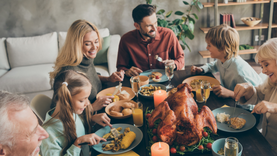 Unexpected Thanksgiving Dishes