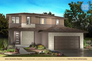 new homes parker colorado