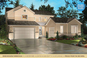 new homes in Parker CO