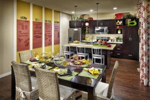 Shea Homes Model 3507 Kitchen