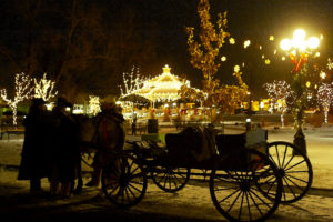 Christmas Carriages