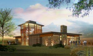 The Lantern House as an architectural concept design
