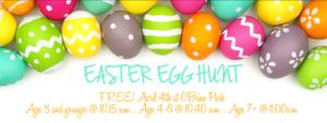 Easter Egg Hunt Parker