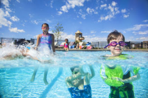 Splash into warm weather fun at Stepping Stone!