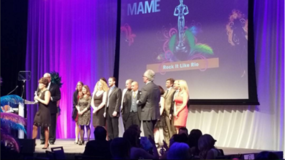 MAME awards stepping stone