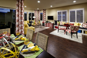 Dining Family Room Stepping Stone Colorado