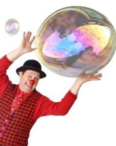 big bubble circus