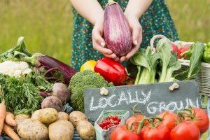 grow local, eat local