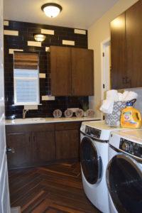 Cimarron Laundry Room